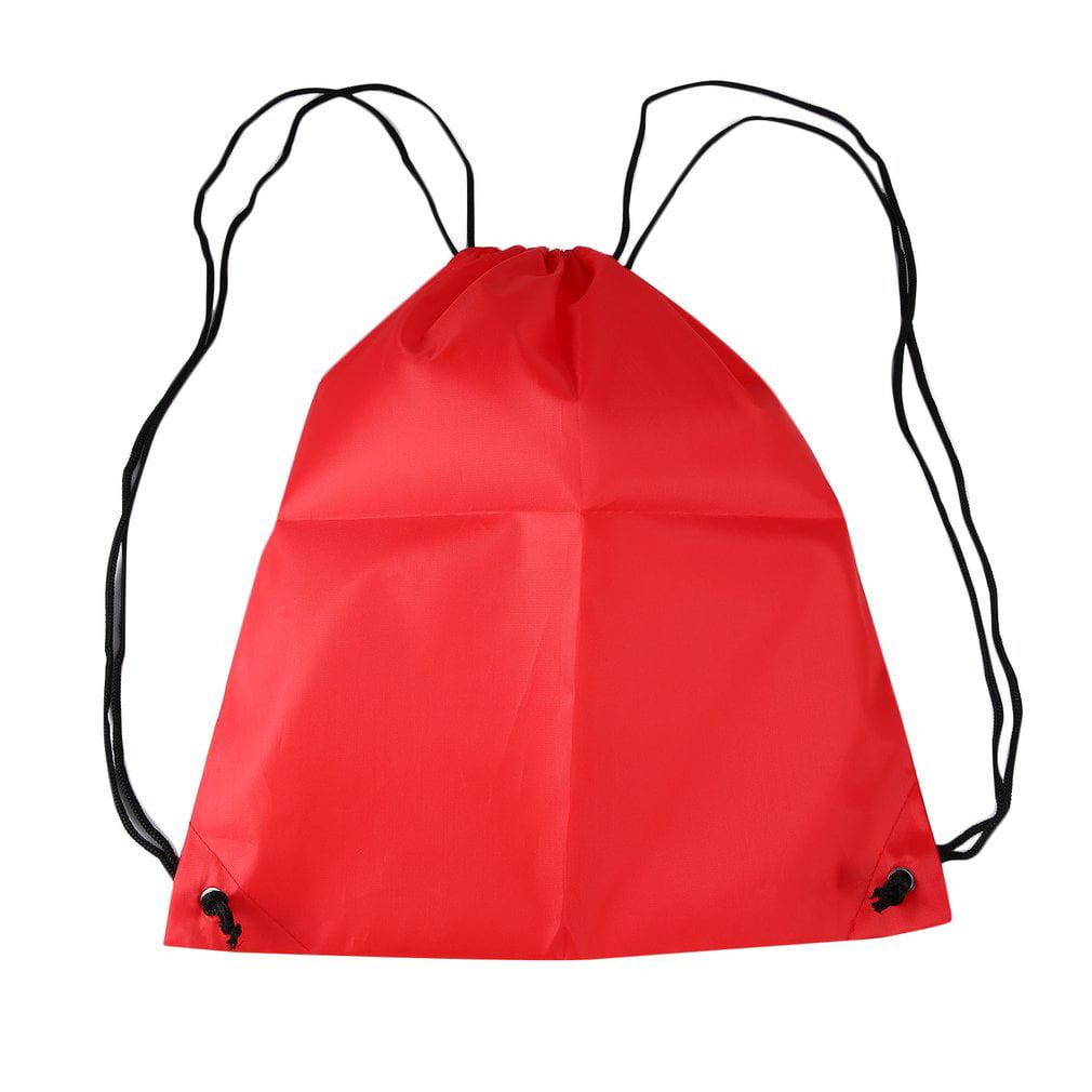 427a76c52732 Generic Drawstring Swimming Bag Beach Bag Sports Gym Backpack Yellow
