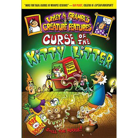 Wiley & Grampa #9: Curse of the Kitty Litter -
