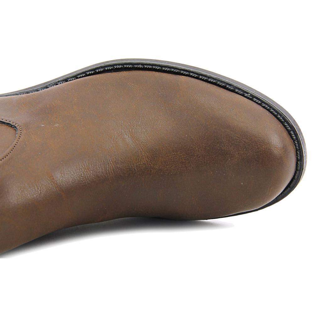 American Rag Toe Aada Women  Round Toe Rag Synthetic Brown Over the Knee Boot 3f0583
