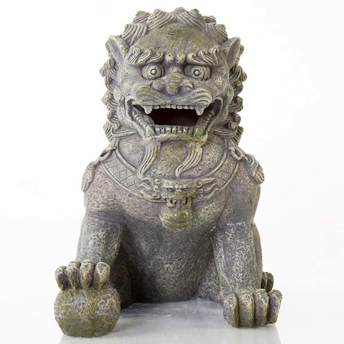 "BioBubble Decorative Temple Guardian, Large, 6"" x 5"" x 7"""