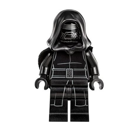 lego star wars kylo ren - hood minifigure - walmart