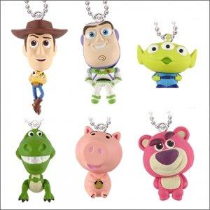 Takara TOMY Disney's toys Story Pura Pura (Bobble head) M...