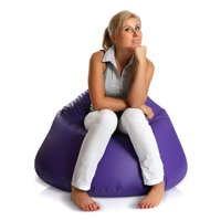 Turbo Beanbags Relax Large Bean Bag Chair