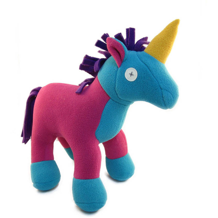 Cate and Levi Unicorn Stuffed Animal by Cate %26 Levi