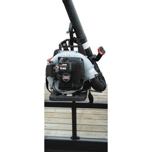 BUYERS PRODUCTS LT20 Backpack Blower Rack, 35 lb