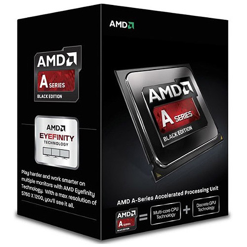 AMD A10-6800K with Radeon HD 8670D Quad Core Desktop Processor