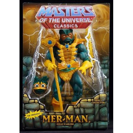 HeMan Masters of the Universe Classics Exclusive Action Figure MerMan - image 1 de 1