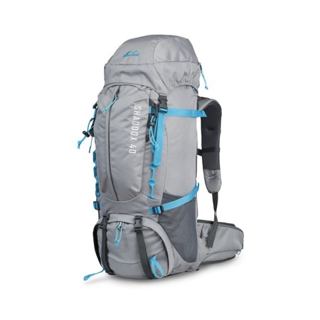 North Range Shaddox 40L Backpack - Monument Grey (The North Face Borealis Backpack Zinc Grey Heather)