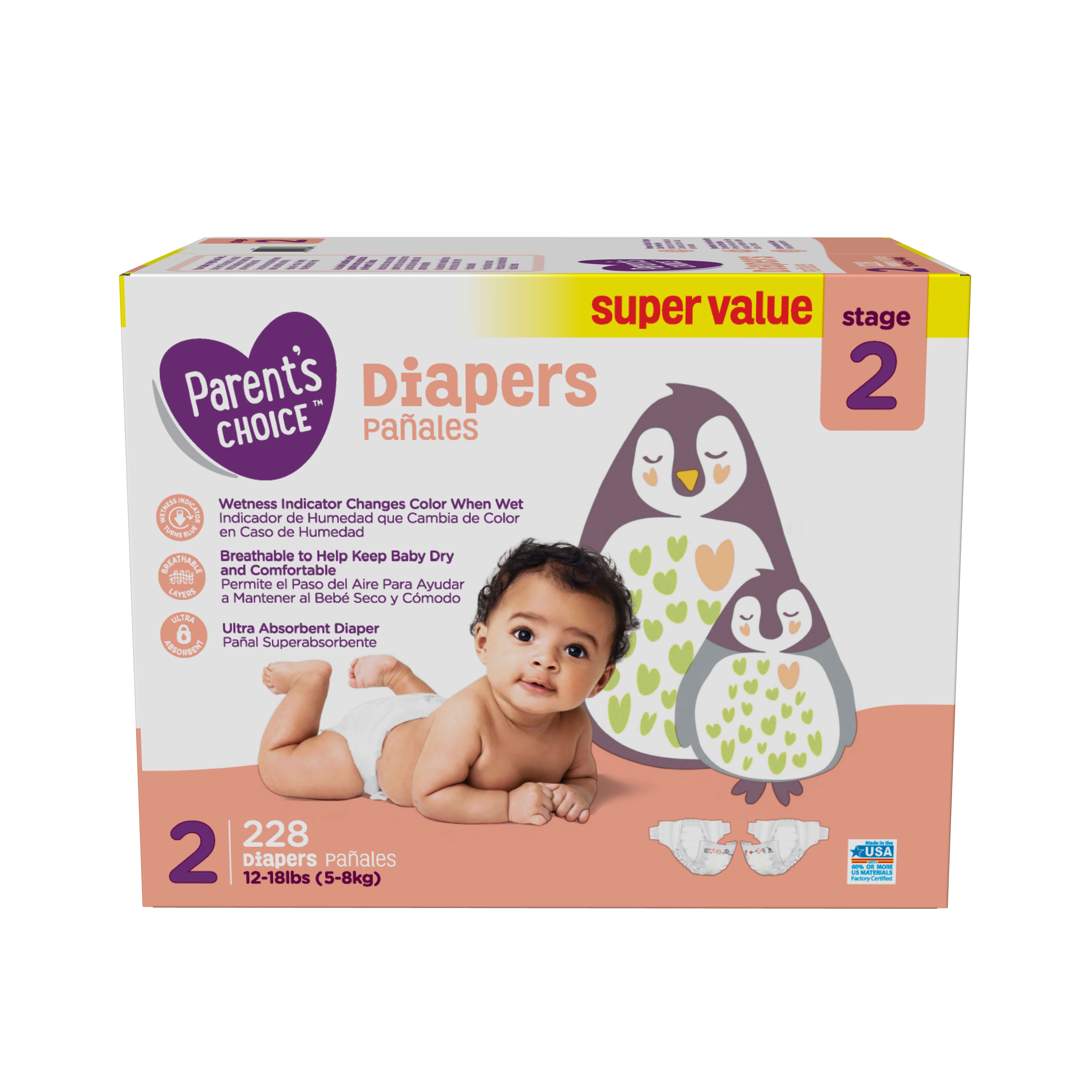 Which diapers are better: the choice of experienced moms