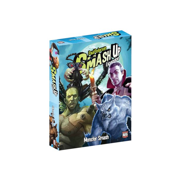 Alderac Entertainment Group (AEG) Smash Up: Moster Smash Expansion Card Game
