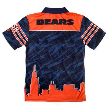 76175edc880 Chicago Bears NFL Thematic Polo - XX-Large - image 1 of 2 ...