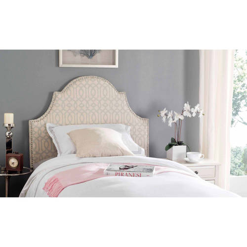 Safavieh Hallmar Arched Headboard, Multiple Colors