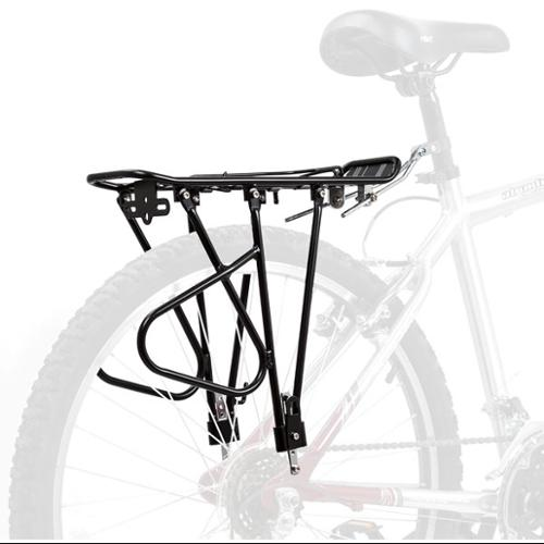 Bicycle Rear Mount Braze-On Connection Cargo Rack