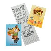 Fun Express - Fall InsP-Harvest Activity Pad - Stationery - Activity Books - Activity Books - 36 Pieces