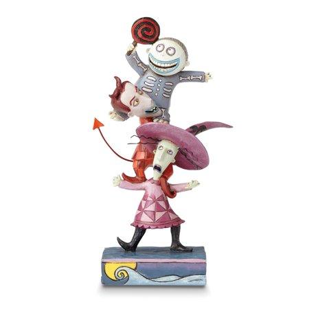 Disney Traditions Lock, Shock and Barrel Figurine](Lock Shock And Barrel Halloween Masks)