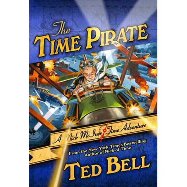 The Time Pirate - eBook