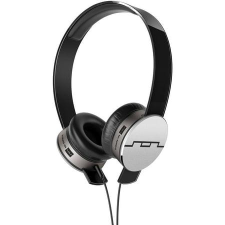 SOL REPUBLIC Tracks HD On-Ear Headphones, Black (Solo Republic Wireless Headphone)