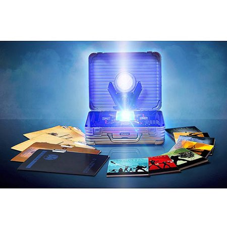 Marvel Cinematic Universe: Phase One - Avengers Assembled - 10-Disc Blu-ray Gift Set (Widescreen)