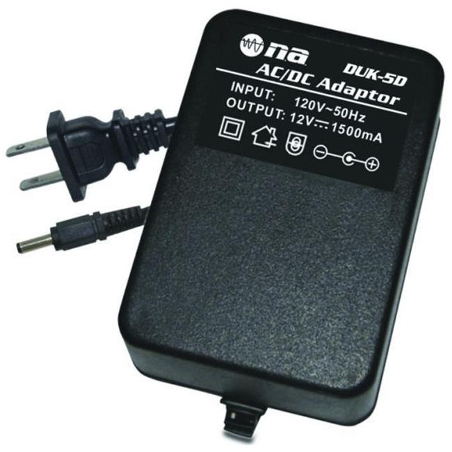 NA AC Power Adaptor Class 2 Power Supply - DUK5D