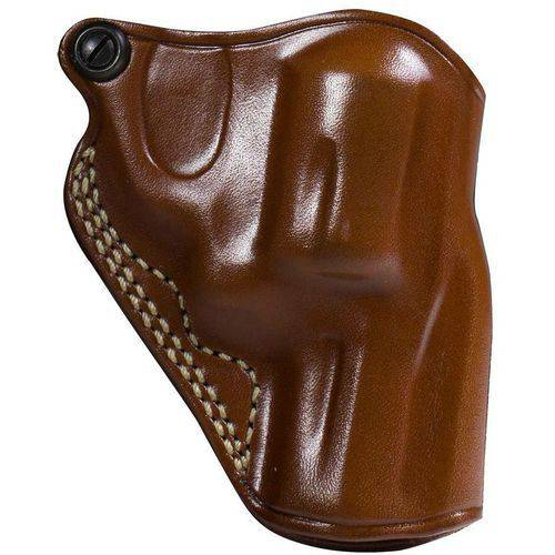 "Galco SPD118 Speed Paddle 118 Fits Belts up to 1.75"" Tan Saddle Leather by GALCO INTERNATIONAL"
