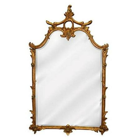 Hickory Manor 8244BAR Chauncy Baroque Decorative Mirror