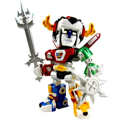 Toynami, Inc. Voltron 30th Anniversary Super Deformed Voltron Die-Cast Action Figure