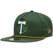 Portland Timbers New Era Golfer Rope Snapback Hat - Green - OSFA