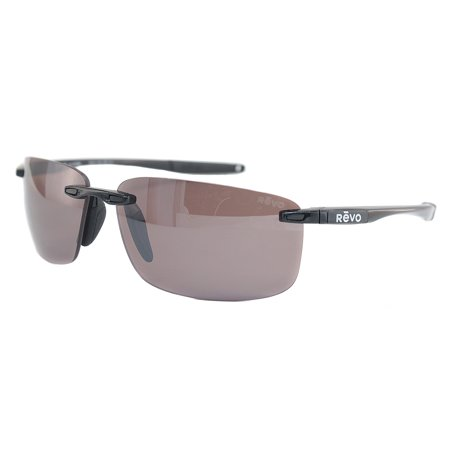 Revo Descend N  4059-01-GO Polarized Golf / Black (Revo Descend N Sunglasses)