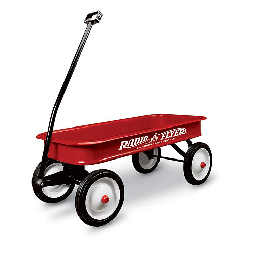 RADIO FLYER CLASSIC RED WAGON - 100TH ANNIVERSARY