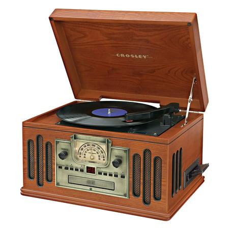 Crosley Radio Cr704c-pa Musician Entertainment Center ()