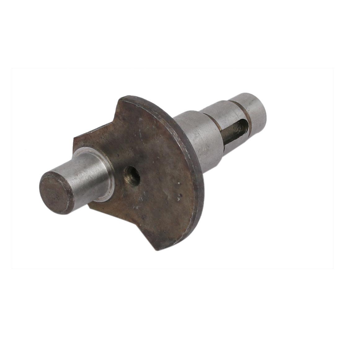 Power Tool Fittings Crankshaft Silver Tone for  0810 Electric Pick - image 2 de 3