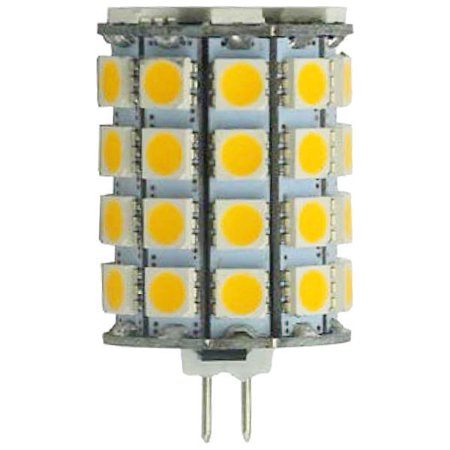 6 watt base led 3000 kelvin halogen color replaces 50 watt halogen 12 volt dc. Black Bedroom Furniture Sets. Home Design Ideas