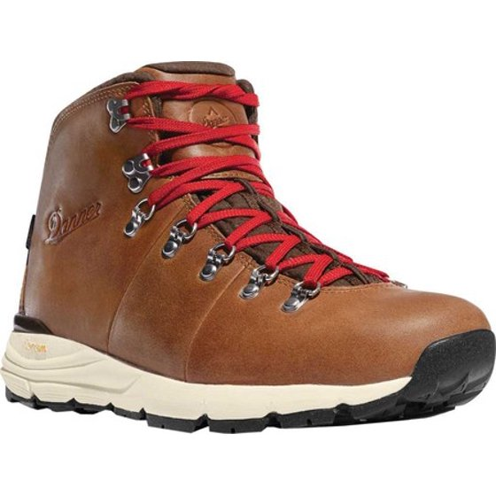 aba342393 ... lugs and MegaGrip compound for optimal grip on wet and dry surfaces. danner  men s portland select mountain 600 hiking boot