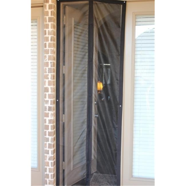 The Brigham Group 32X80 Snap On Door Screen