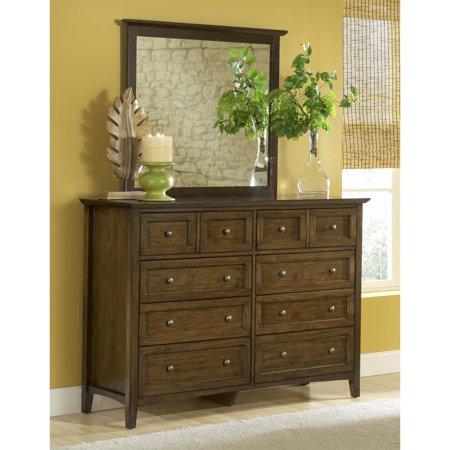 Modus Paragon 8 Drawer Dresser