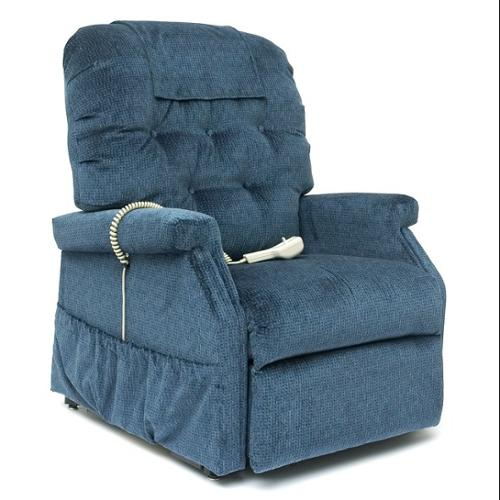 Easy Comfort Lift Chair in Blue