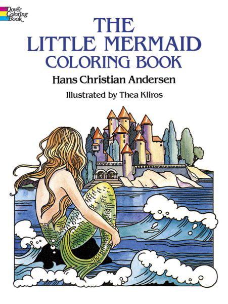 - The Little Mermaid Coloring Book (Dover Classic Stories Coloring Book)  [Paper... - Walmart.com - Walmart.com