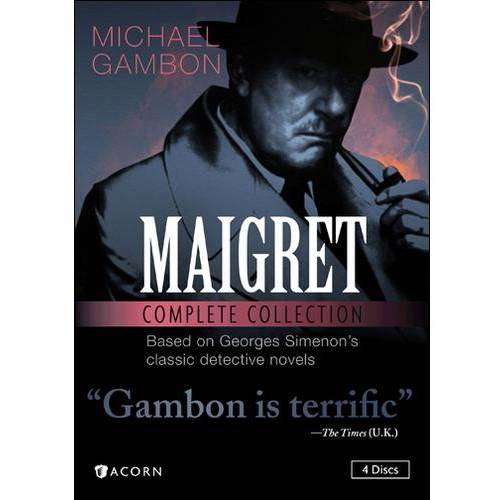Maigret: Complete Collection (Full Frame)