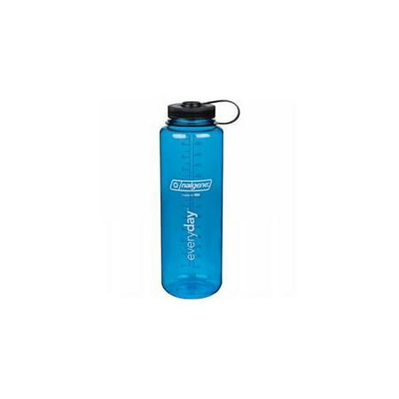Nalgene 48 oz Tritan Wide Mouth Water Bottle - Blue Mouth Tritan Water Bottle