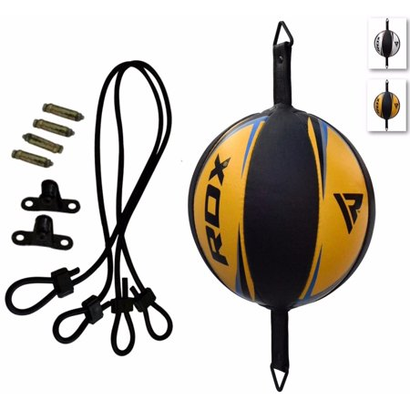 RDX Speed Double End Ball Floor To Ceiling Bag - Punching Balls