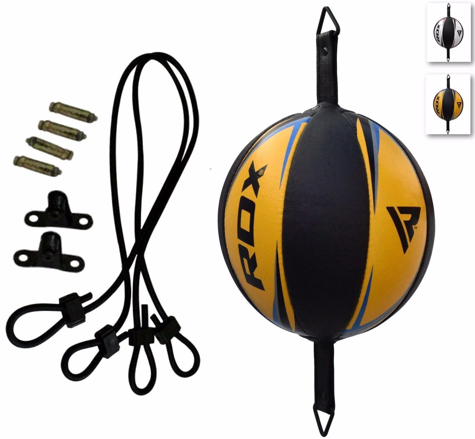 RDX Speed Double End Ball Floor To Ceiling Bag
