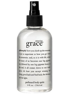 Philosophy Amazing Grace Perfumed Body Spritz For Women 8 Oz