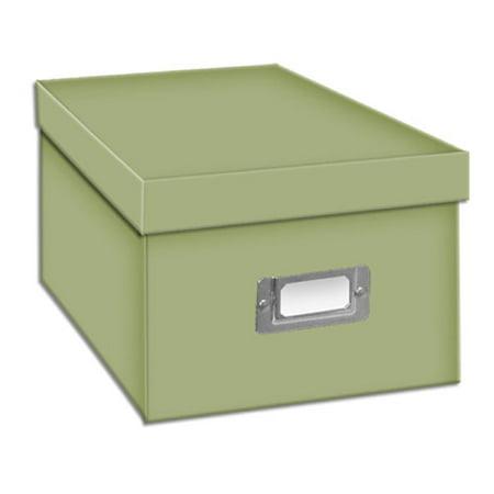 Pioneer Photo CD/DVD Storage Box (Solid Colors) Sage Green](Halloweentown Store)