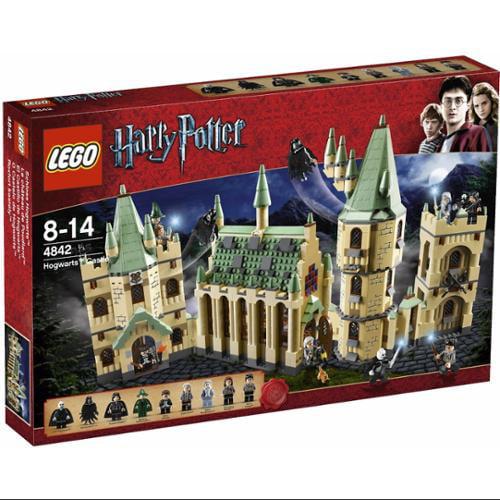 Lego Harry Potter Hogwart's Castle