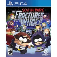 South Park: The Fractured But Whole, Ubisoft, PlayStation 4, PRE-OWNED, 886162330434