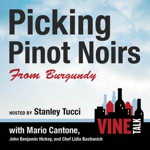 Picking Pinot Noirs from Burgundy - - Estate Pinot Noir Red Wine
