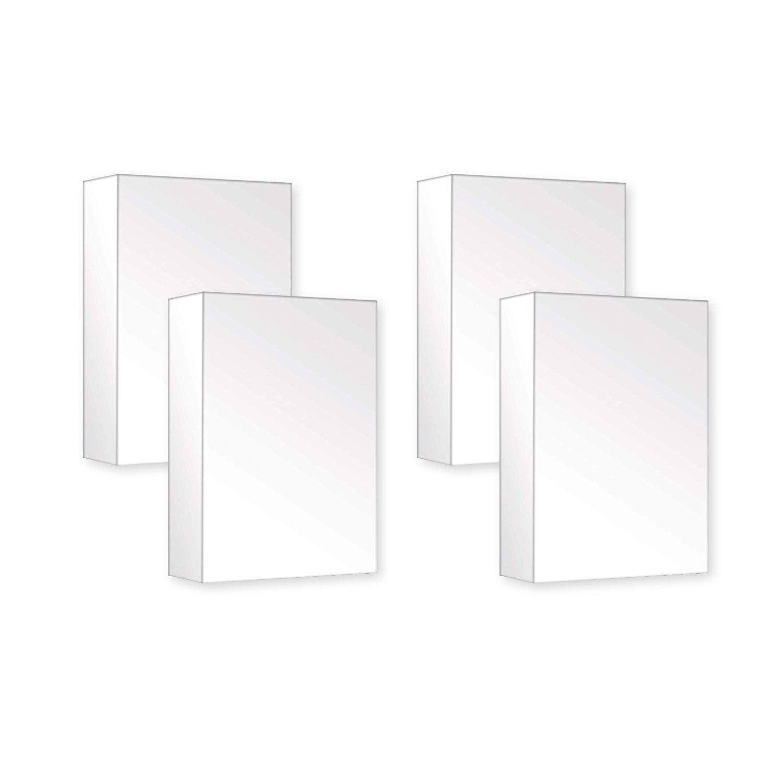 GARMENT GIFTS LINGERIE 30 MEDIUM BLACK WINDOW SHIRT BOXES