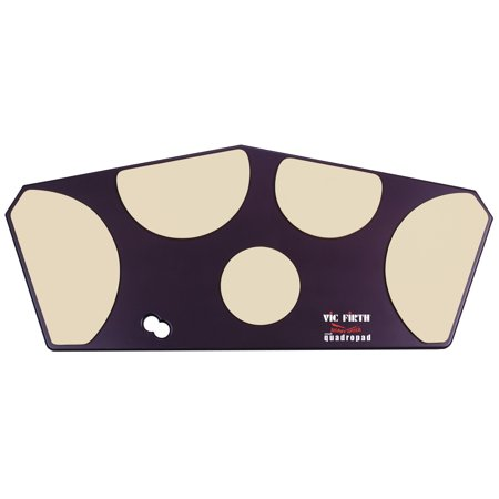 Vic Firth Heavy Hitter Quadropad Practice Pad - Small