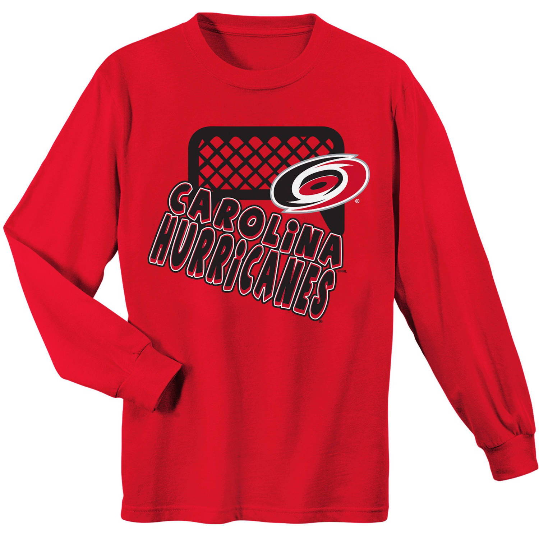 NHL Carolina Hurricanes Alternate Color Long Sleeve Tee