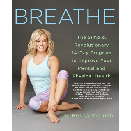 Breathe : The Simple, Revolutionary 14-Day Program to Improve Your Mental and Physical Health](Mental Health Awareness Tattoo)
